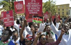 Kenya's 100-day public doctors strike set to end at last