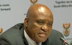 Ntlemeza tells court he can't be dismissed as Hawks boss