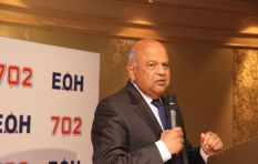 Gordhan: 702 and EOH job challenge feeding into the future