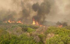 CPT firefighting focus on Noordhoek, Tokai, Groot Constantiakloof