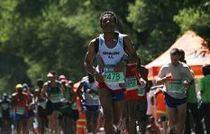 [LISTEN] Mr. Active explains what  makes a comrades marathon champion