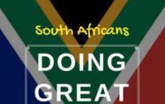 #SADGT: 'I'm just a symbol of doing good' - Sizwe Mkhwanazi, philanthropist