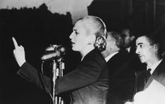 Four ways Evita Peron made a difference