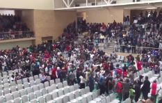 CPUT VC bolts from meeting as student group arrives with 'weapons'