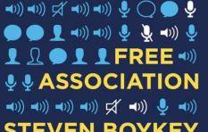 A sneak peek into Steven Sidley's next novel, Free Association