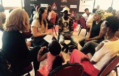 Consciousness Café Opens for Reconciliation Day