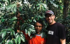 Great coffee, but at what cost? How Jonathan Robinson aims to end exploitation…
