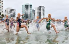 Paralympic medalist is up for the challenge of competing in Triathlon World Cup