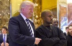 Kanye West explains Trump support on new track