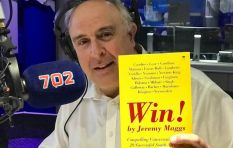 Jeremy Maggs talks new book, success and what it means to 'win'