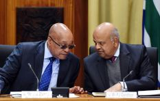 Zuma reaffirms his support for Gordhan