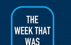 The Week that Was at 702... 'til 7 November 2014