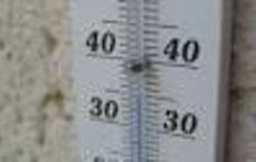 Heat wave hits the interior, SA weather service warns