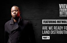 Are We Ready For Land Distribution? Asks Mo Molemi