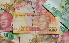 Rand breaches R12.90/$ as French vote increases appetite for risky assets