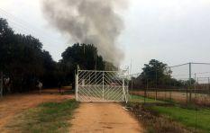 Farmer pulls gun on journalist amid violent Coligny eruptions