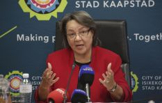 LISTEN: Phumzile Van Damme explains De Lille and Smith special leave