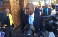 Zuma and the Constitution cannot co-exist in Parliament, says Mmusi Maimane