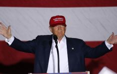 Trump captures Republican presidential nomination