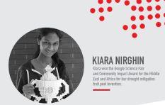 Kiara Nirghin: Perseverance pays off!