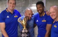 [Watch] Currie Cup champs show off their trophy!