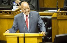 Divide and rule tactic has kept Zuma in power - Mathekga