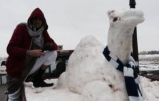Snow falls hit the Western Cape