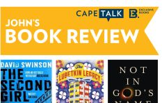 John's Book Review: Crime, religion and humour