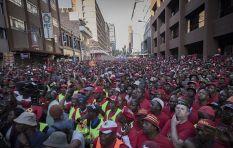Saftu plans two-day city occupation over minimum wage demands