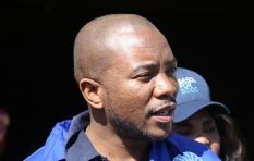 Maimane: Capetonians must stick to 50 litres a day to avoid Day Zero