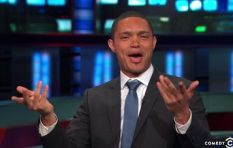 Introducing The Daily Show With Trevor Noah!