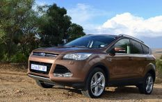 Ford did communicate with Kuga drivers - CEO