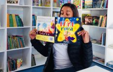 Cecil Road Primary School receives a library from the MAL Foundation