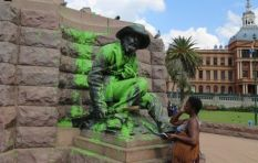 The latest South African statues targeted for defacing