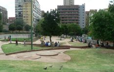 A big NO to conversion of Joubert Park into a taxi rank