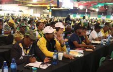 [WATCH LIVE] #ANC54 nominations process begins