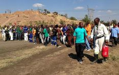 Someone must be held responsible for what happened at Marikana - Amcu
