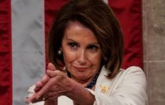 [WATCH] Nancy Pelosi's 'mocking' clapping for Trump was a meme in the making