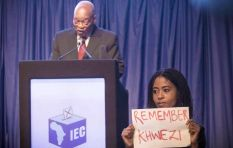 Khwezi's family thanks South Africans for support