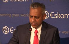Eskom confirms Anoj Singh suspended