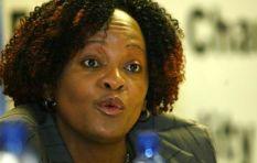 Makasi seeks legal advice for being called Nomvula Mokonyane's 'Ben 10'