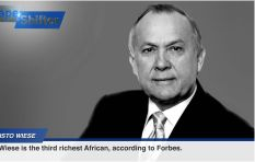 Meet Shoprite's Christo Wiese, ruler of retail (and 3rd richest African)
