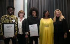 National Lead SA Heroes awarded at #ChangeMakers Conference
