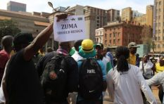 #OccupyLuthuliHouse 'I'm very proud of how MKMVA conducted themselves' Maphatsoe