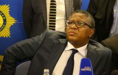 Can drug kingpins fight for houses? Angry caller responds to Mbalula