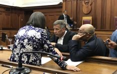 Judgment reserved in De Lille's case