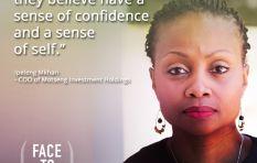 Ipeleng Mkhari, self-made millionaire