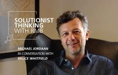 Solutionist Thinking: In Conversation with Michael Jordaan