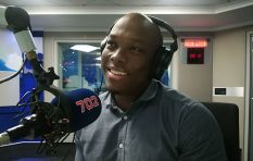 Vusi Thembekwayo educates caller on her system of thinking in profile interview