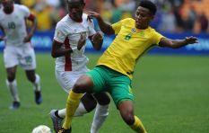 Fans wish Bafana Bafana luck ahead of Friday's clash with Senegal